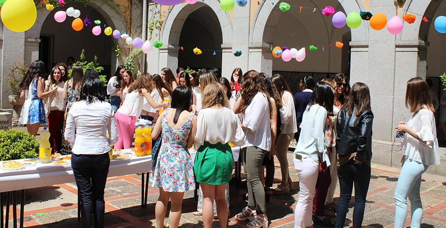 Fiesta de la Santísima Trinidad – Final de curso 2015/2016